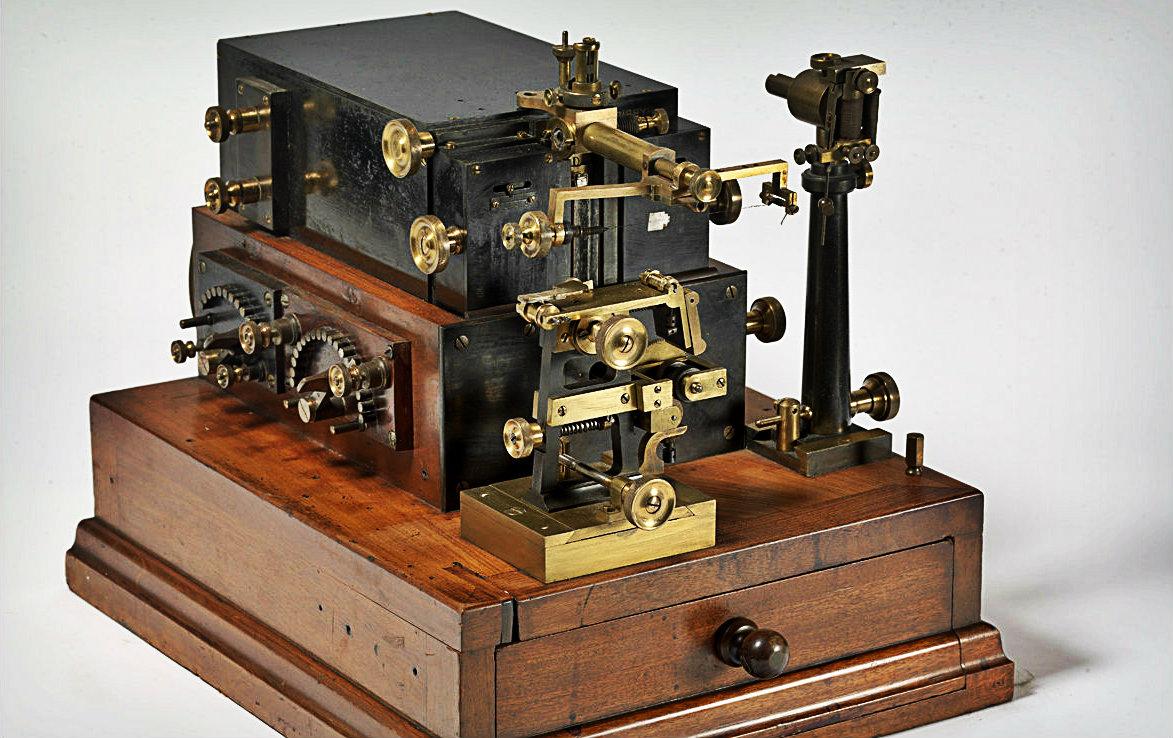 Telegrafía
