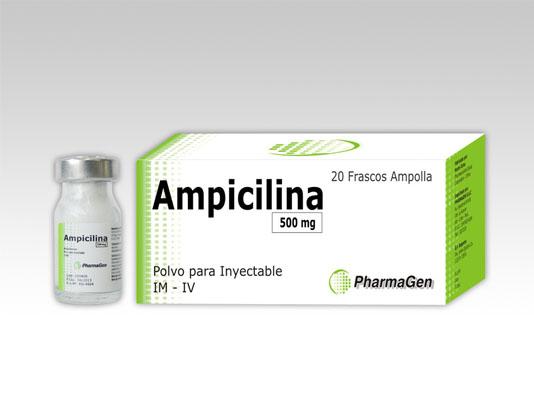 Ampicilina