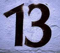 Número Trece