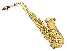 Saxofón